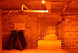 Showroom SCENEO - Reims - Spécialiste éclairage CAVE - anti-goût de lumièrer http://www.oenoled.fr
